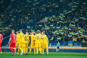 Українці заспівали хіт про Путіна на матчі відбору Євро-2020