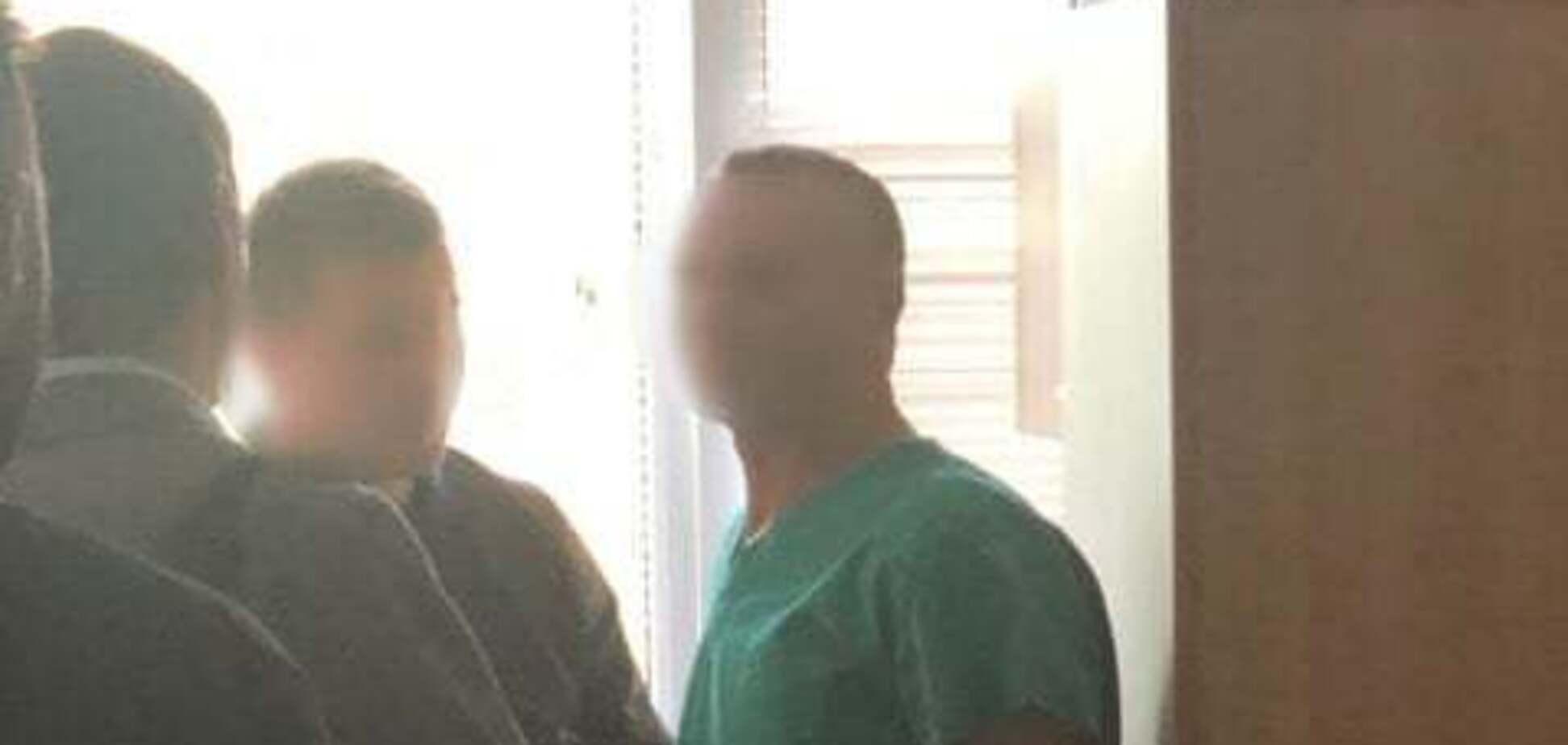 'Шок!' В інституті Шалімова зробили гучну заяву про скандального хабарника