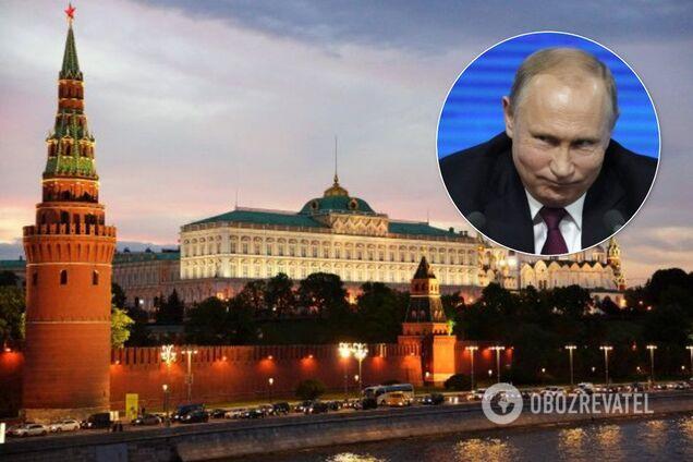 Странное явление в Кремле вызвало переполох