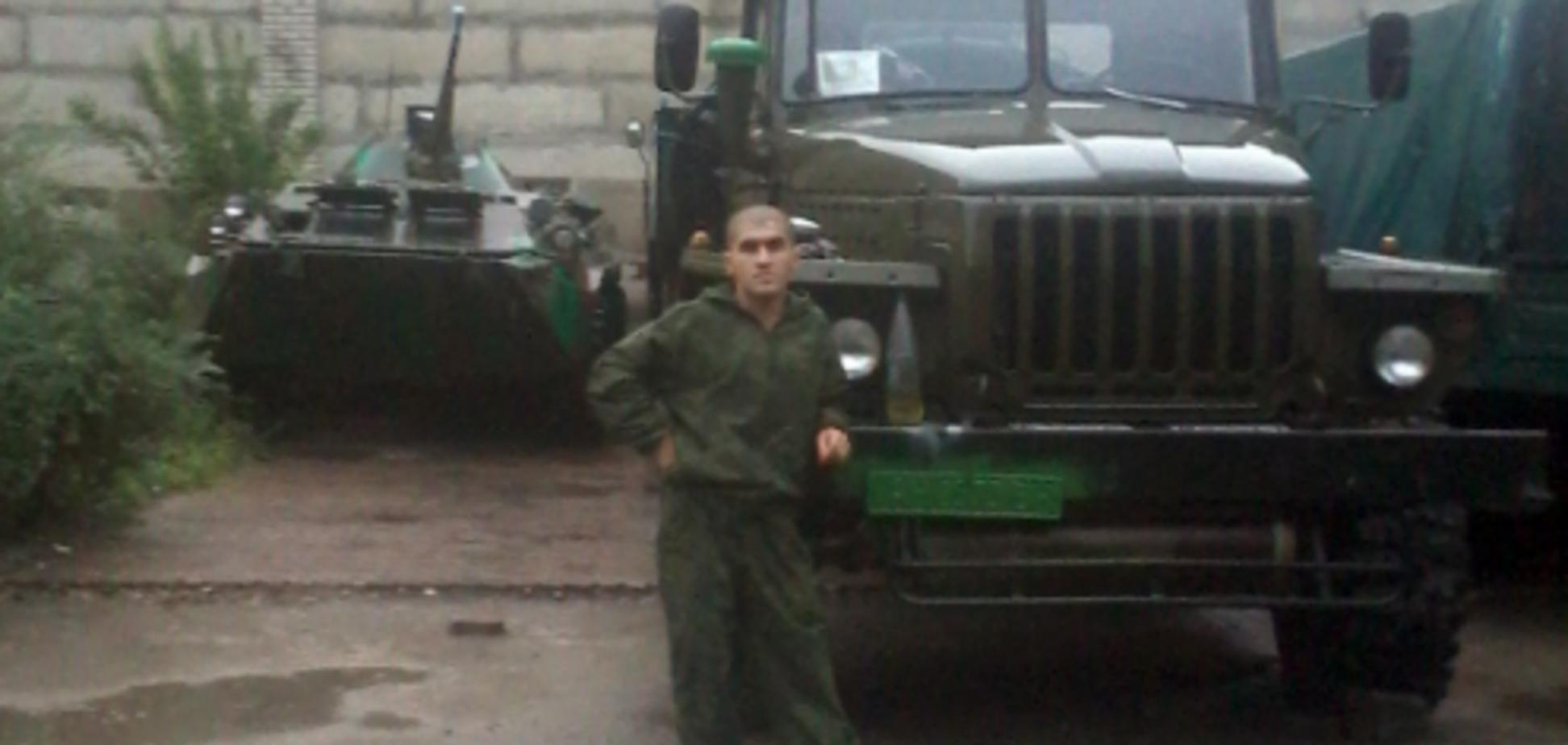 Став вантажем-200: на Донбасі убитий російський найманець 'Йож'