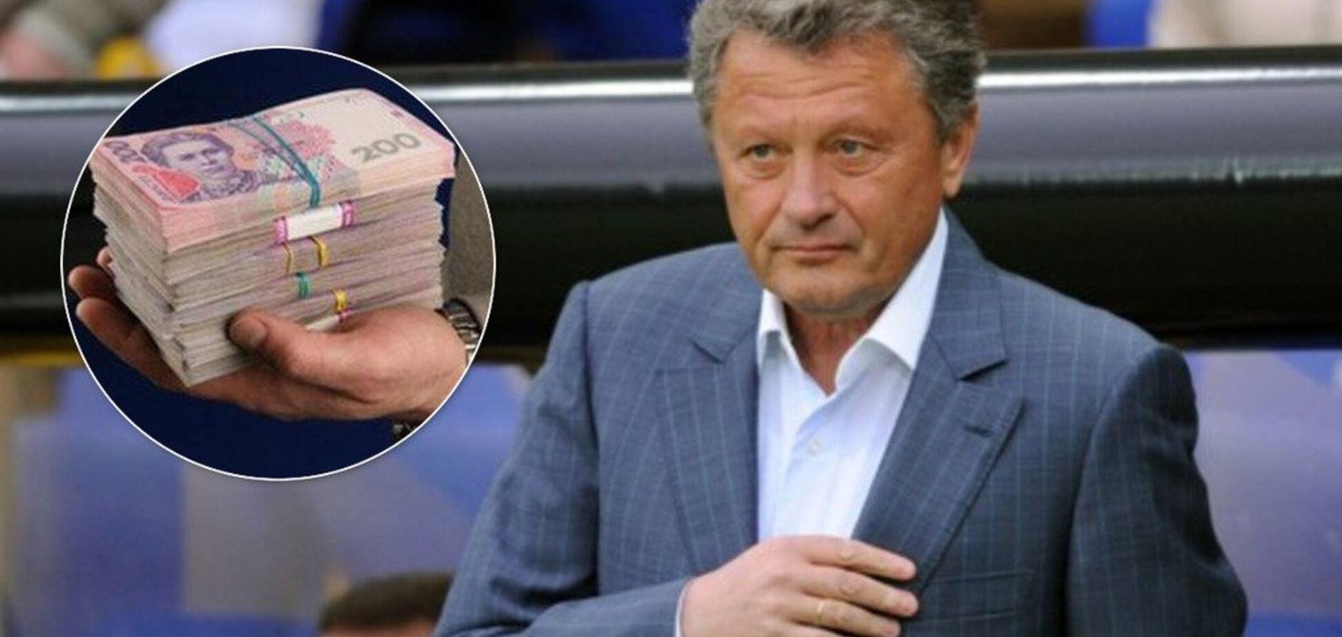 730 000 грн в месяц: опубликованы зарплаты чиновников в ФФУ