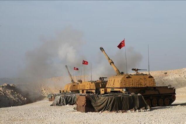 Иллюстрация. Военная операция Турции в Сирии