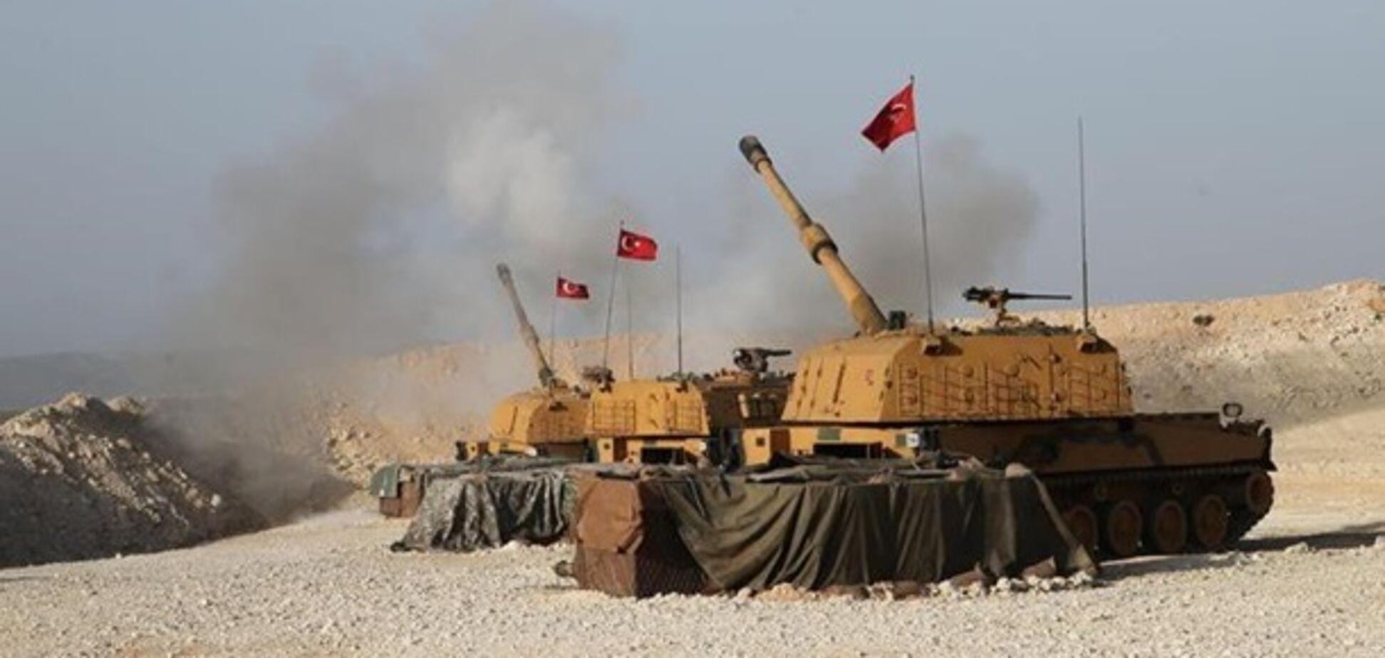 Война Турции в Сирии