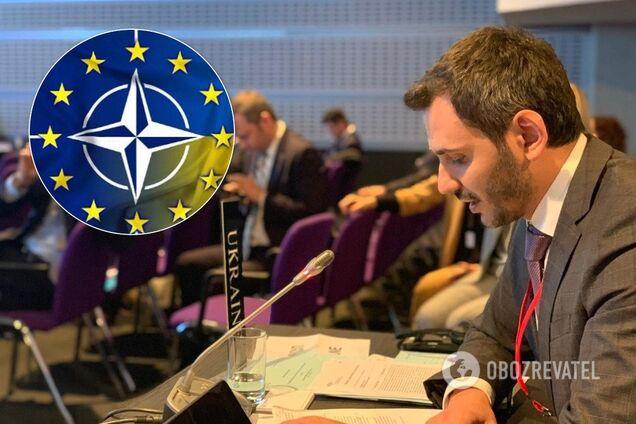 Україна здобула перемогу в НАТО