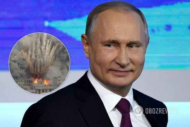 """Путін: """"Ми не дружимо з кимось проти когось"""""""