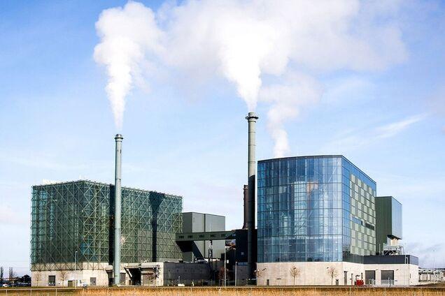 Сміттєспалювальний завод у шведському Лінчепінге