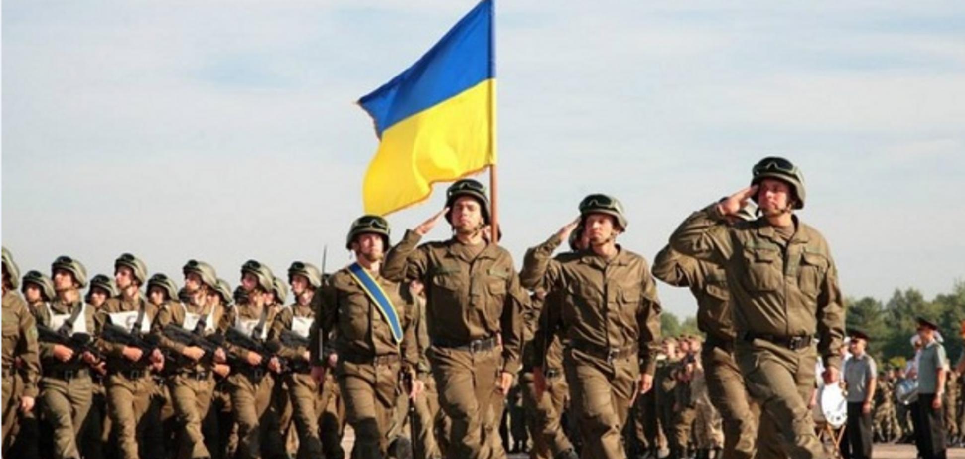 Украинская армия: атрибут или инструмент?