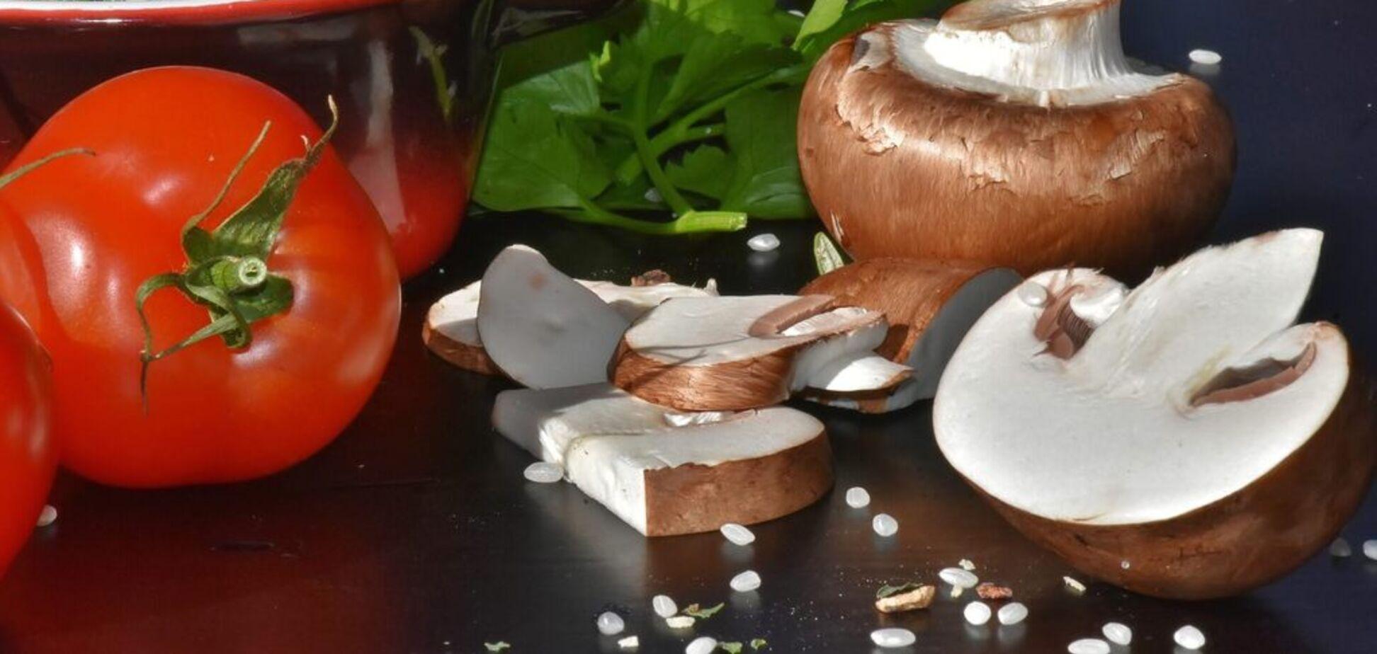 Рецепт необычайно вкусного блюда с грибами