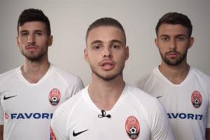 <strong>'Повертайся живим!'</strong> Українські футболісти записали зворушливе відео