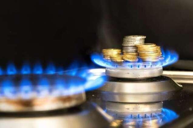 Ілюстрація. Ціни на газ