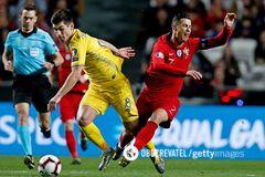 Фантастический выход на Евро! Украина – Португалия: смотреть онлайн суперматча отбора Евро-2020