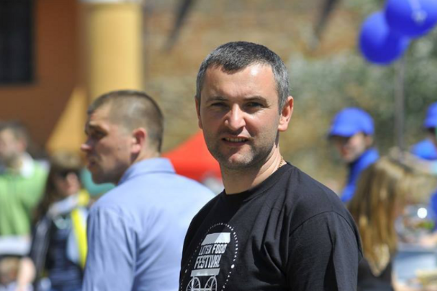 Олексій Веремійчик зник на озері на Волині