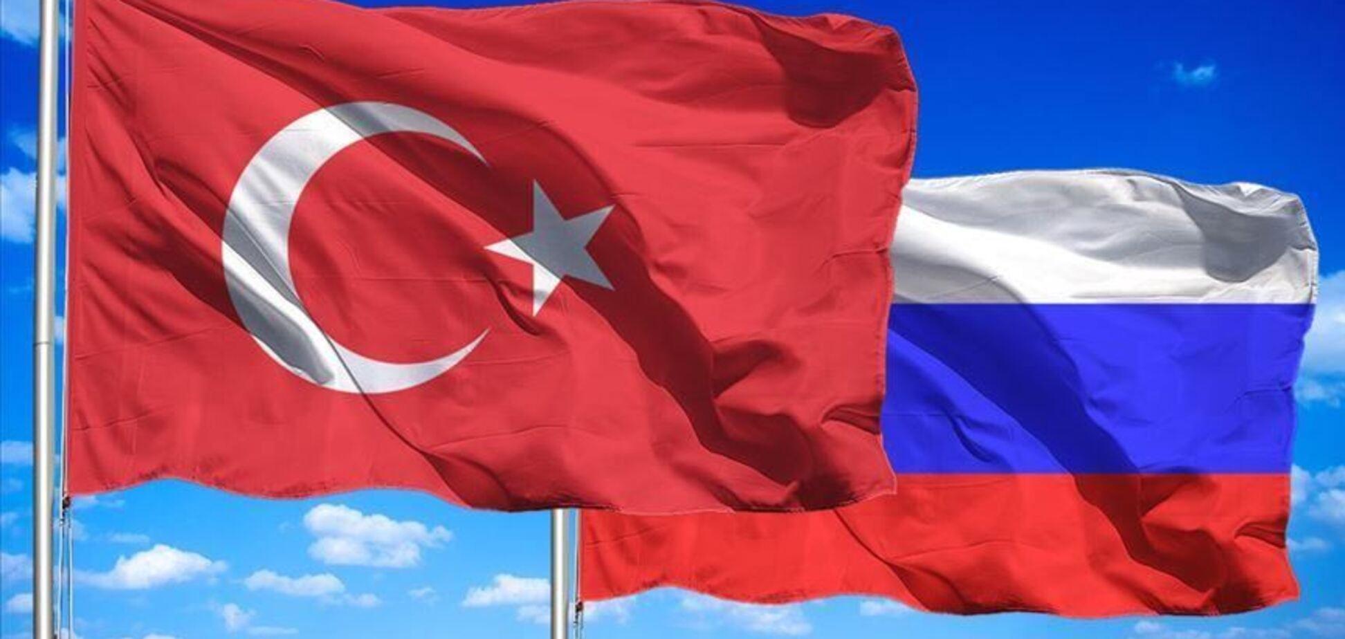 Россия начала войну с Турцией в Сирии