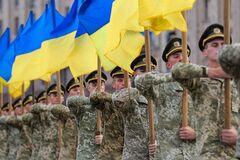 <strong>День захисника України</strong> викликав ажіотаж в мережі: що пишуть