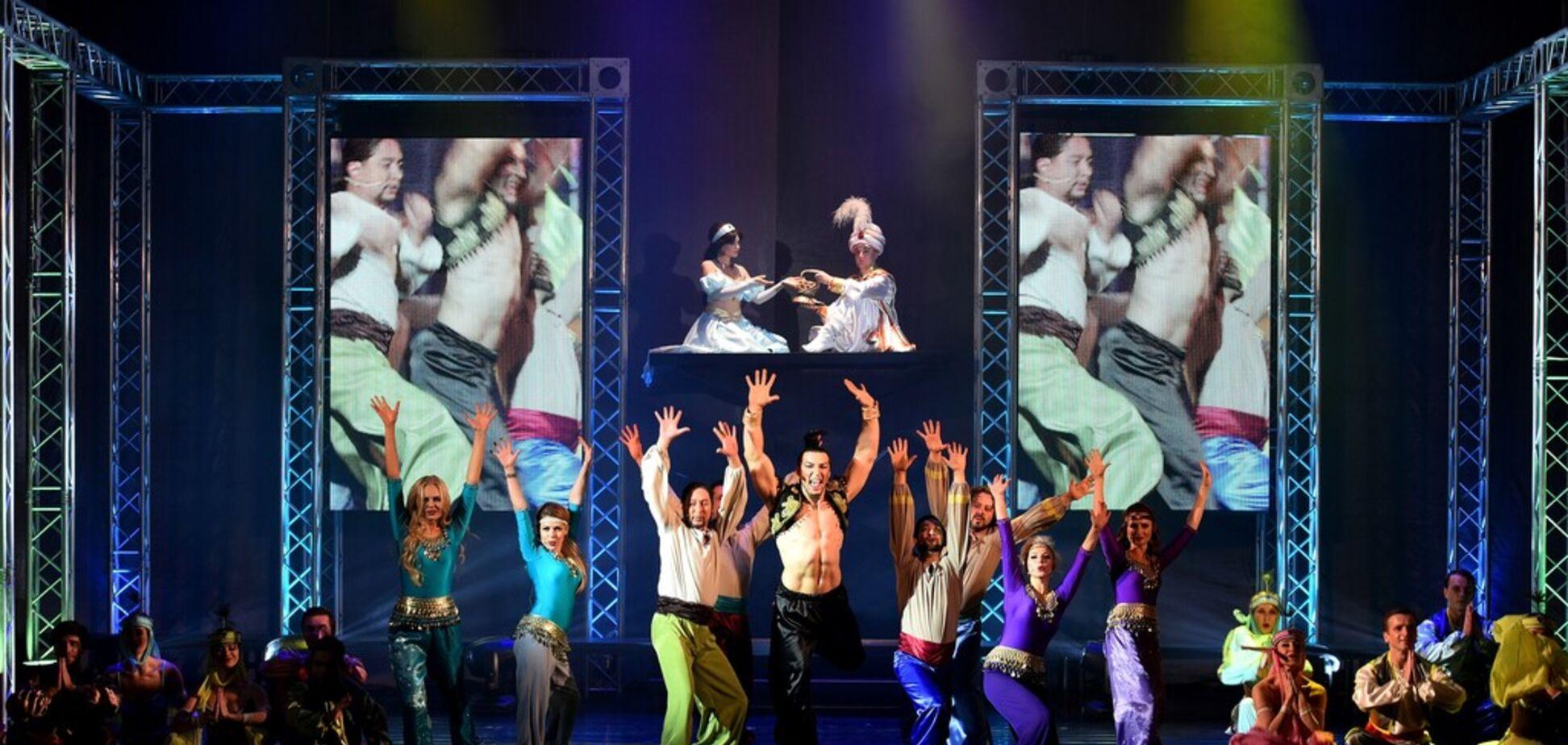 26 октября в МЦКИ 'Октябрьский дворец' состоится грандиозный Вечер мюзикла от Национальной оперетты Украины