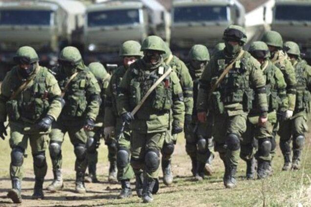 Захват Крыма