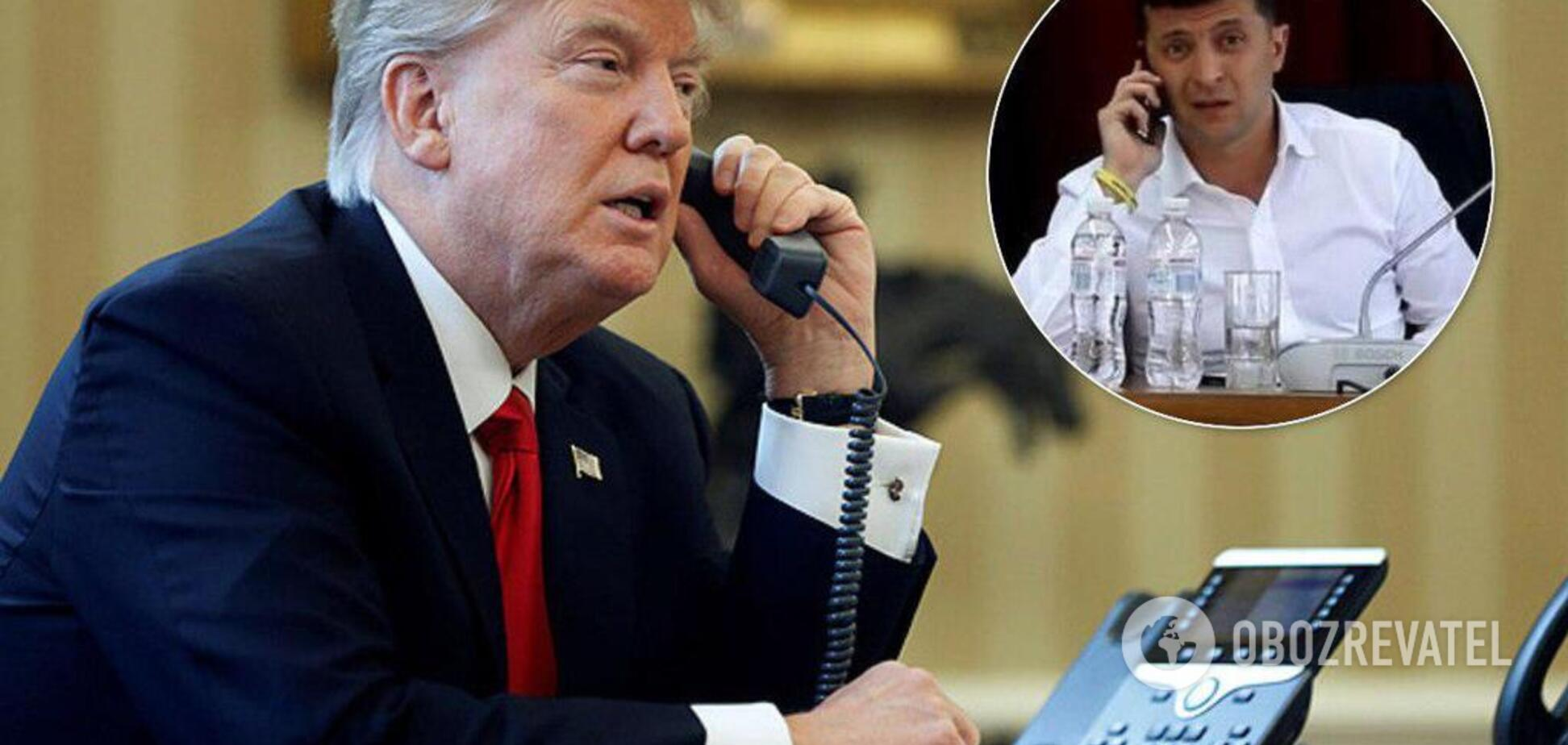 Зеленський не давав згоди: з'ясувалися нові факти про скандал із Трампом