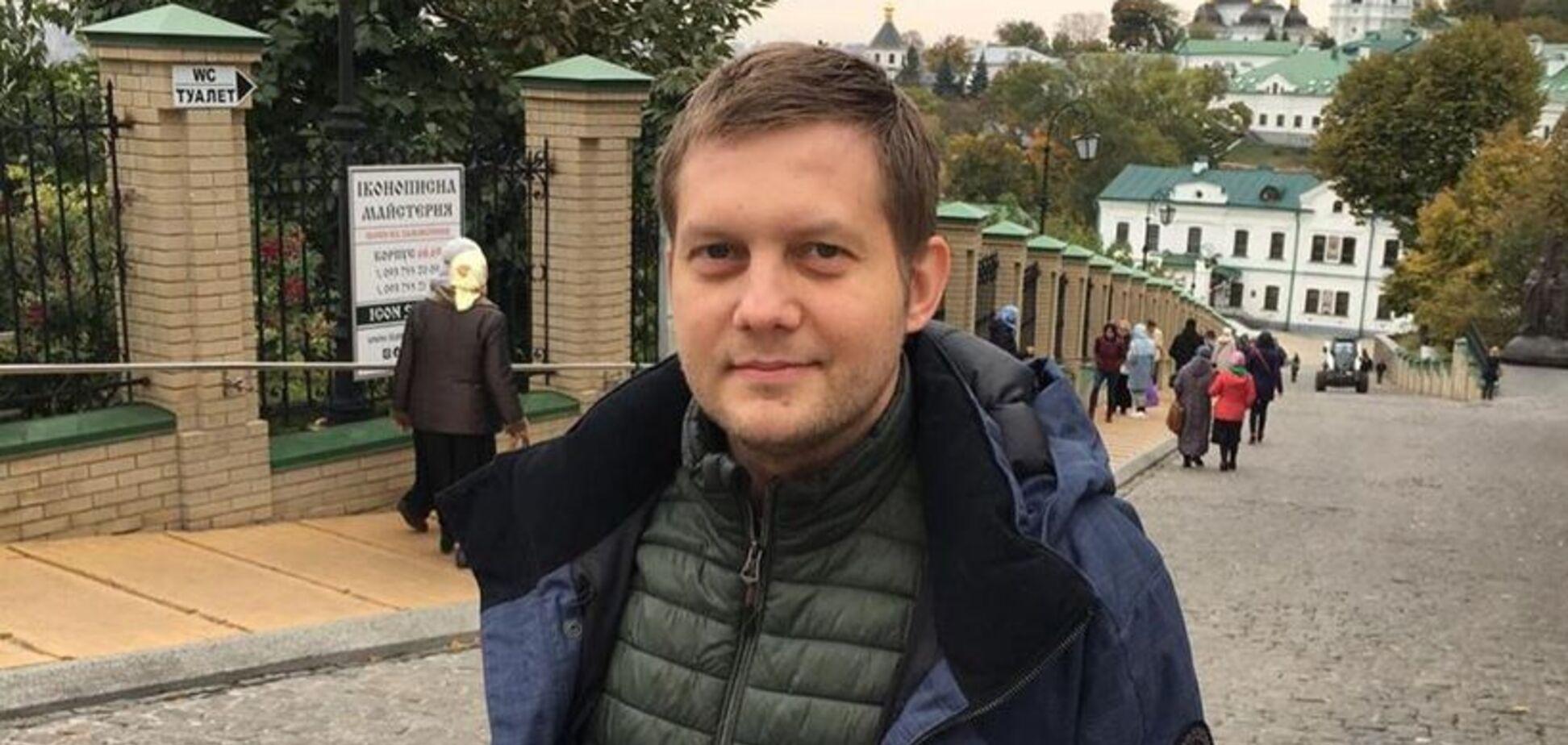 Відомий пропагандист Кремля показав фото і відео з Києва: українці в гніві