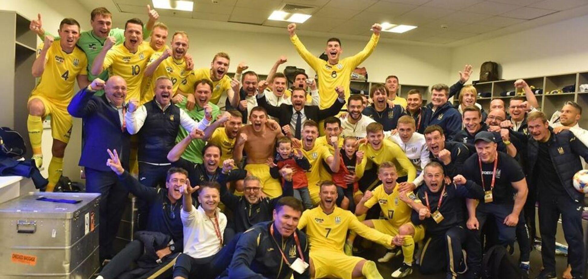 'Побачив левів': Шевченко оцінив перемогу над Португалією