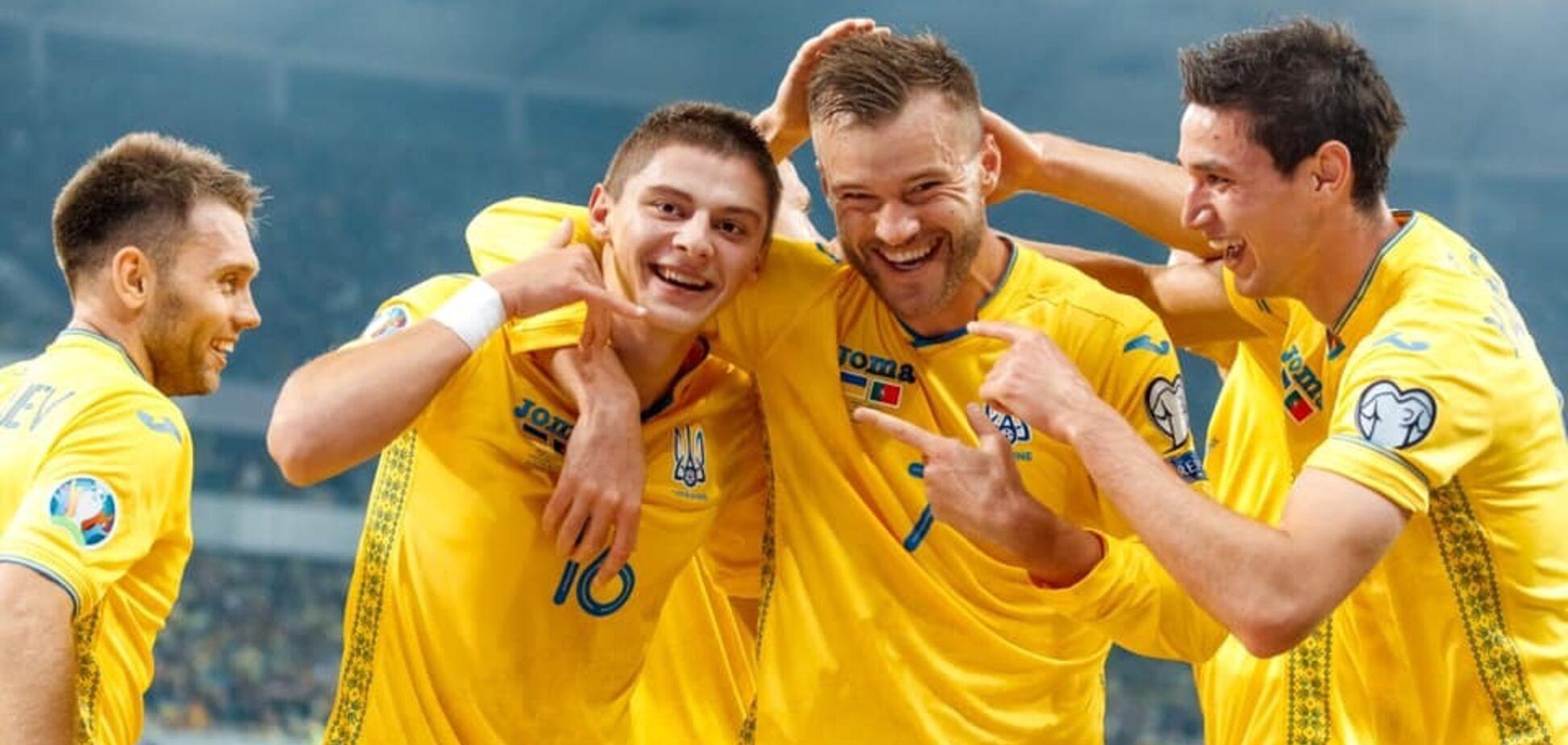 Что творилось в раздевалке сборной Украины после победы над Португалией: появилось видео
