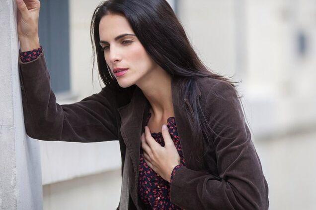Названы три признака сердечного приступа