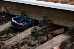 У Кривому Розі потяг збив чоловіка: фото і перші подробиці