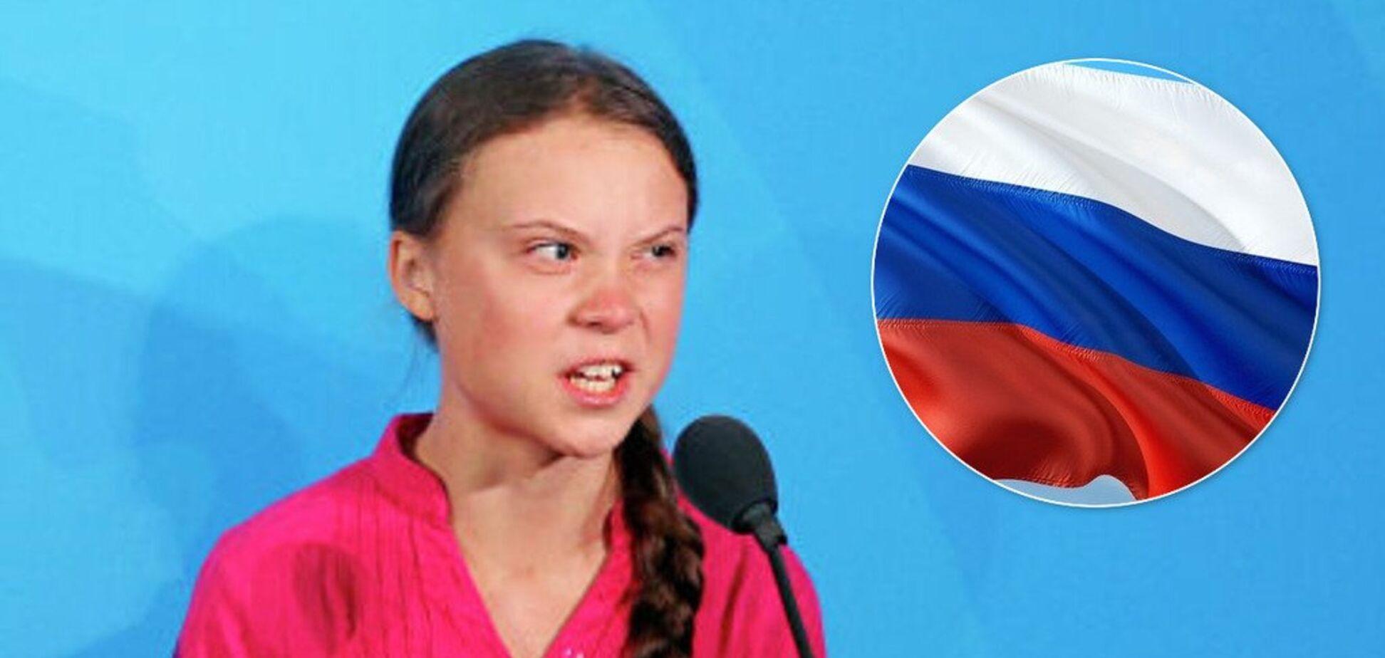 Замешана Россия? В Европе разгорелся скандал из-за Греты Тунберг