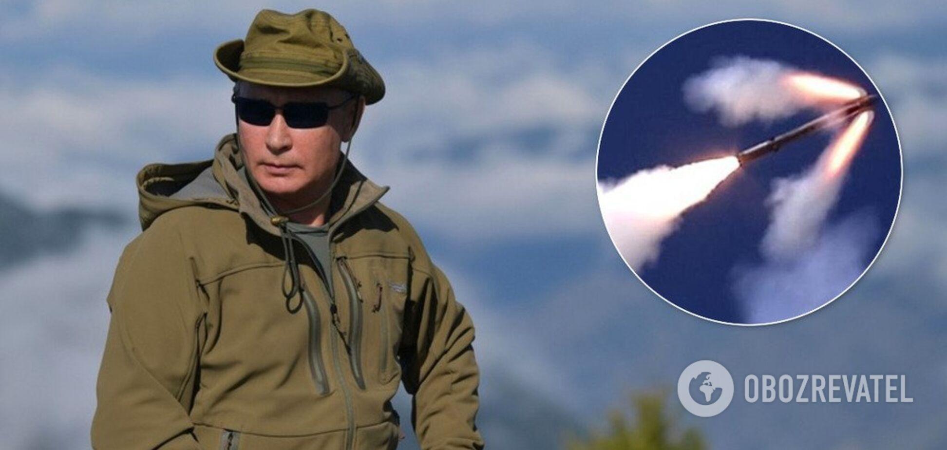 'Есть даже в Беларуси': Путина уличили во лжи о супероружии