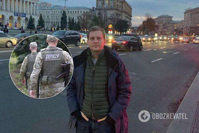 В ГПСУ и СБУ ответили на скандал из-за приезда Корчевникова