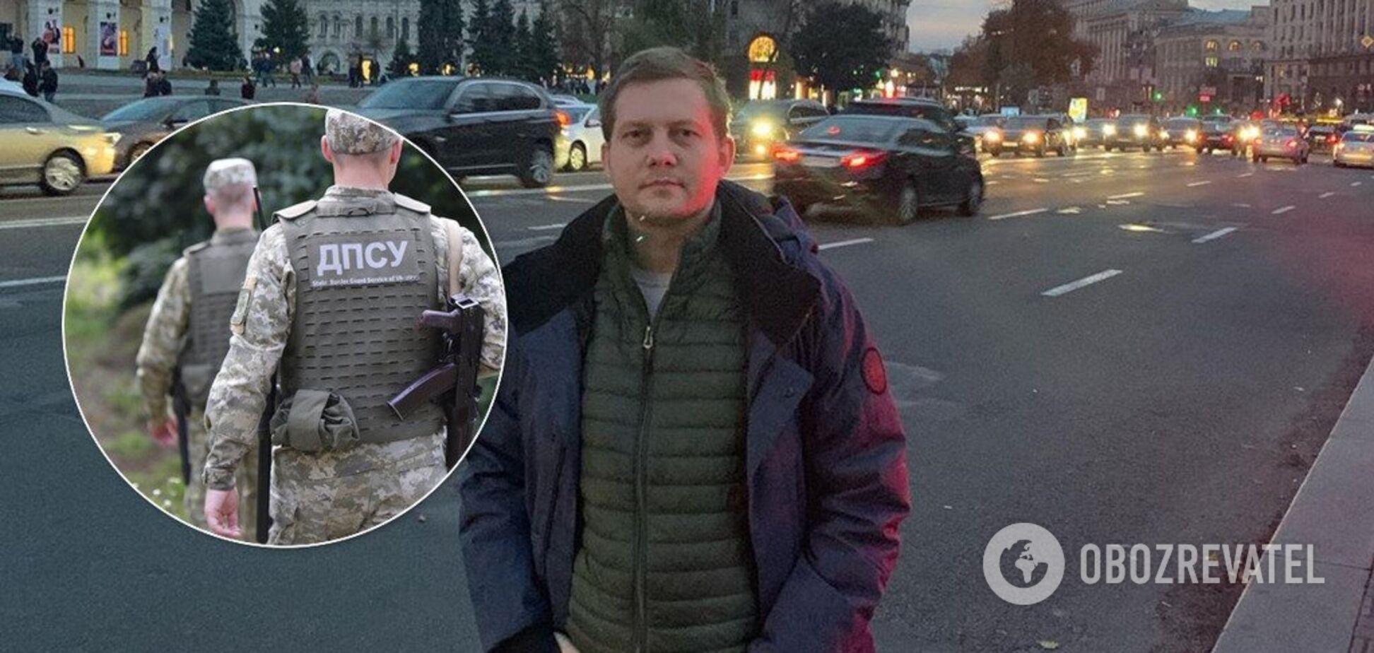 Визит пропагандиста в Украину: пограничник и СБУ неожиданно ответили на скандал