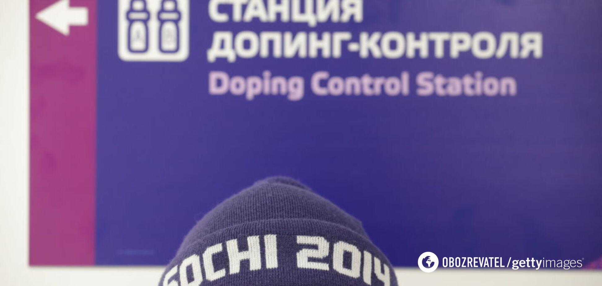 Россия призналась в подмене допинг-проб