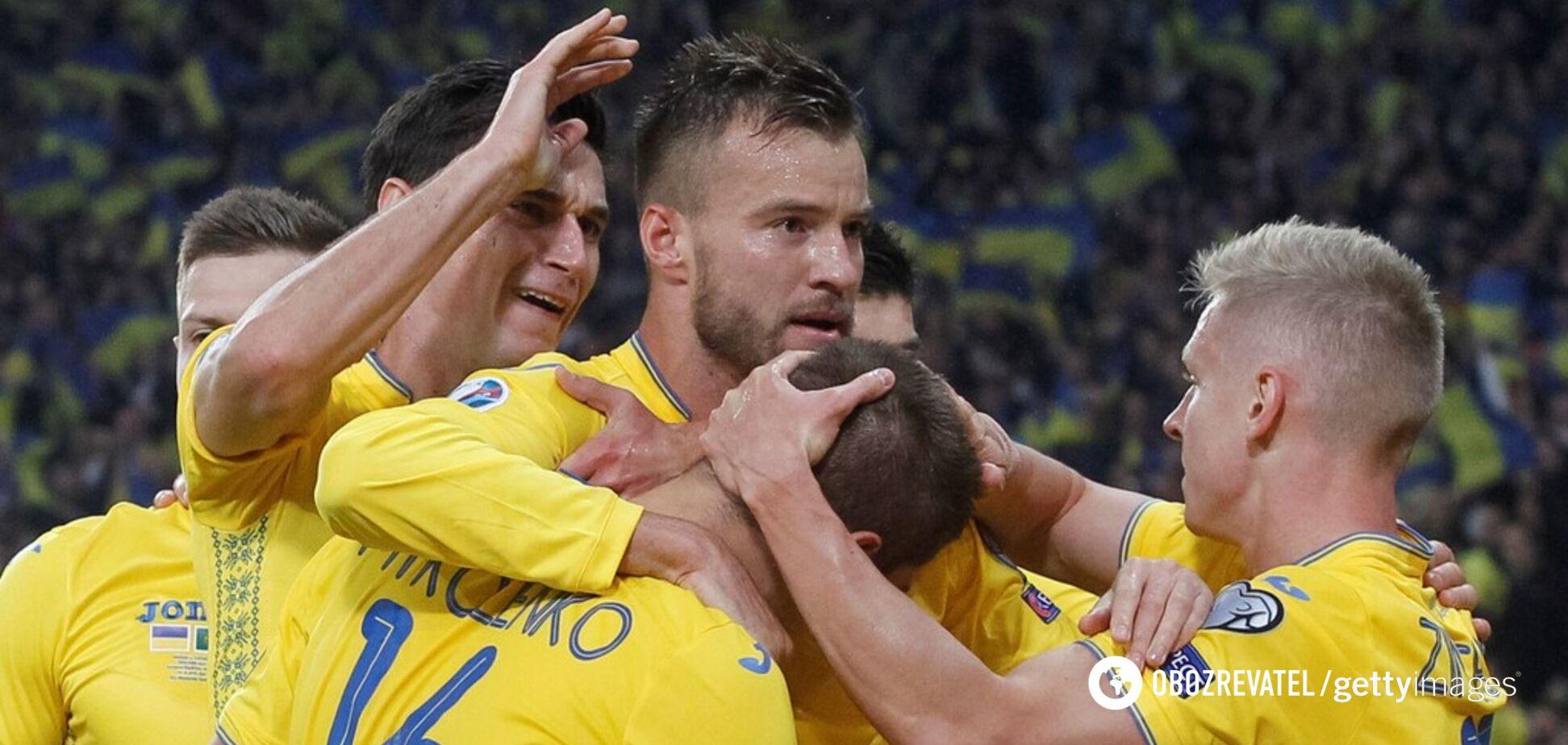 Украина — Португалия: смотреть онлайн обзор матча