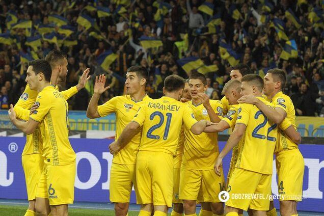 Украина – Португалия – 2:1