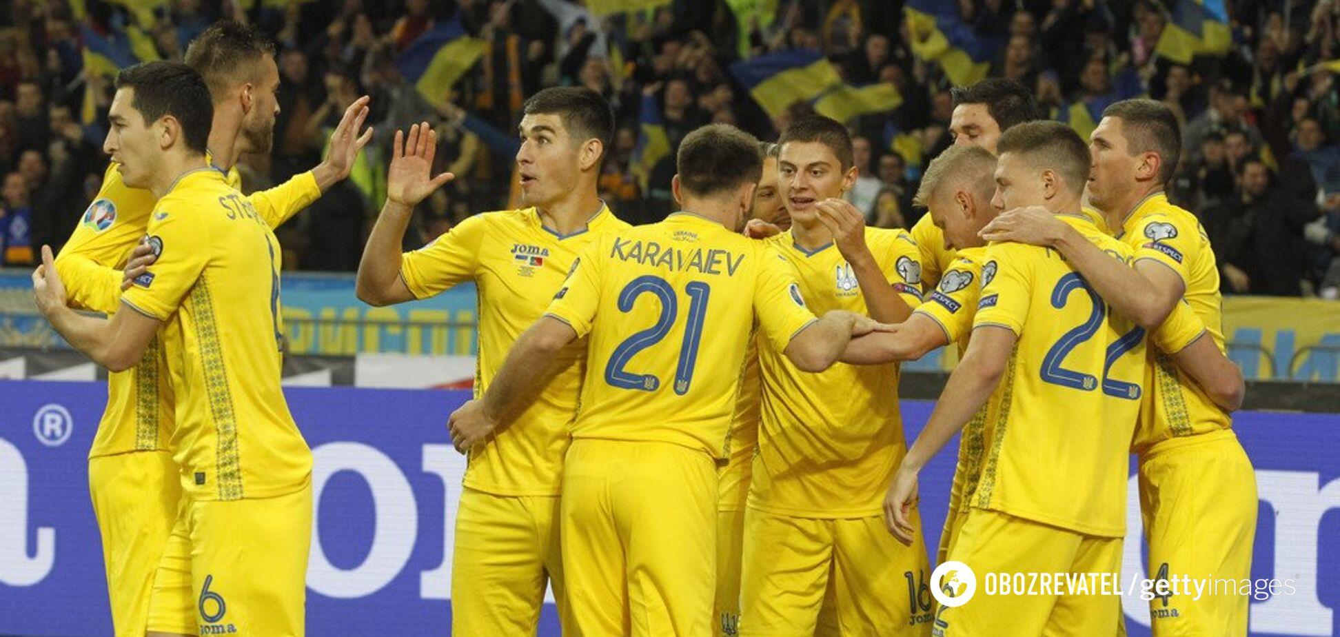 Потрясающий успех сборной Украины: результаты отбора Евро-2020 14 октября