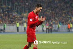 'Приходят ко мне сами': Роналду сделал дерзкое заявление после матча с Украиной
