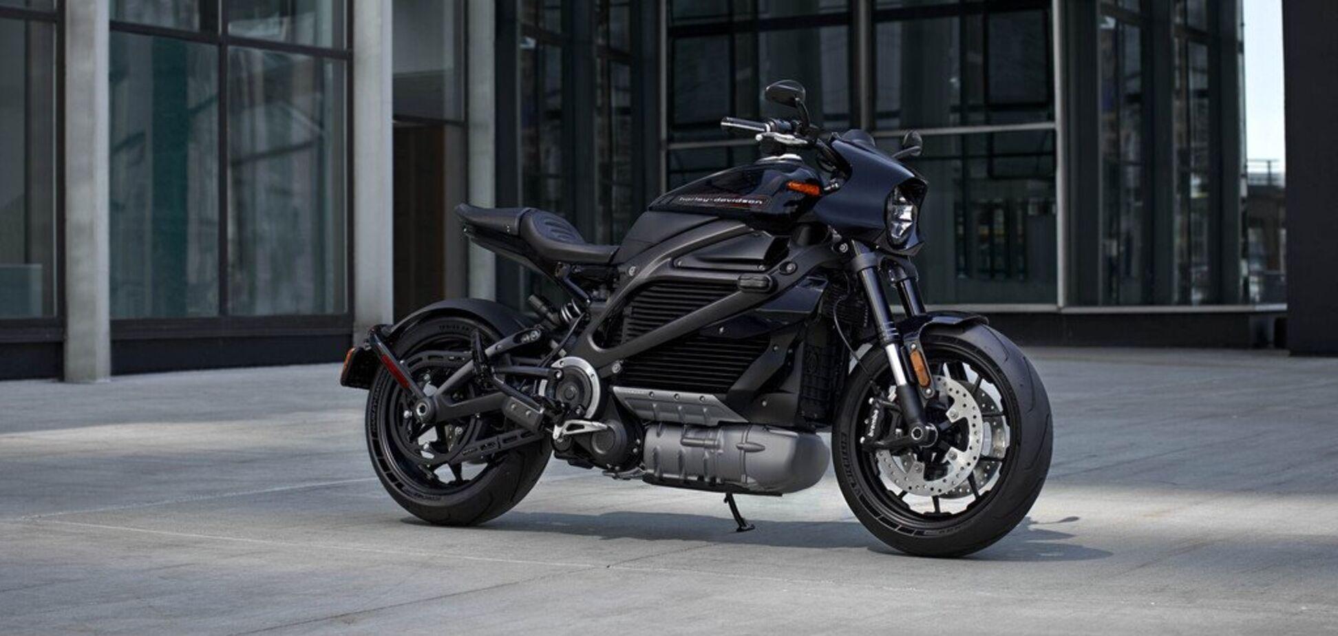Harley-Davidson вдруг прекратил производить электробайки: что случилось