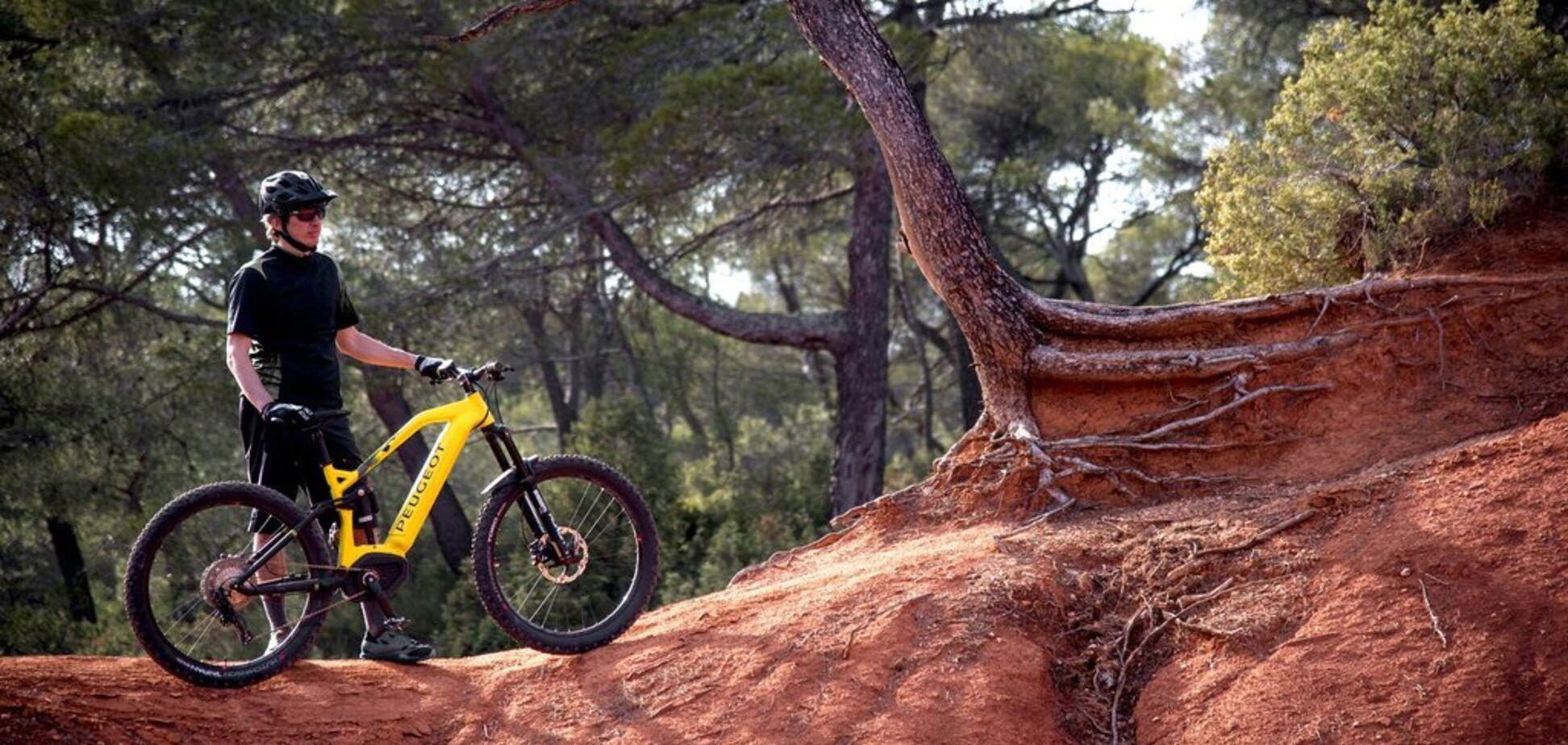 Новый электробайк Peugeot удивил запасом хода