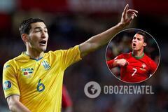 'Все, что говорит Роналду...' Футболист сборной Украины возмутился после игры с Португалией