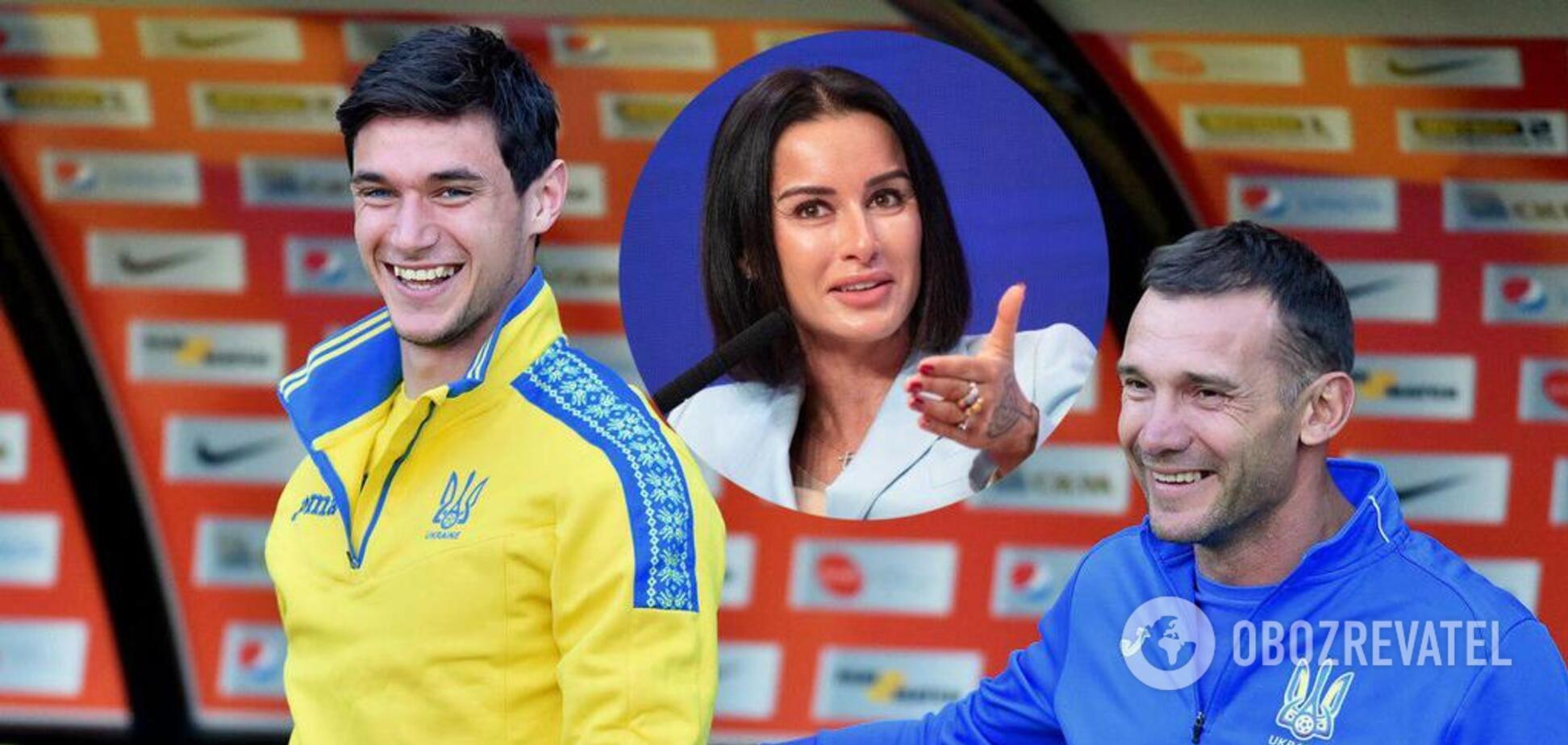 'Радуются огню в комментариях': Канделаки завелась из-за слов футболиста сборной Украины