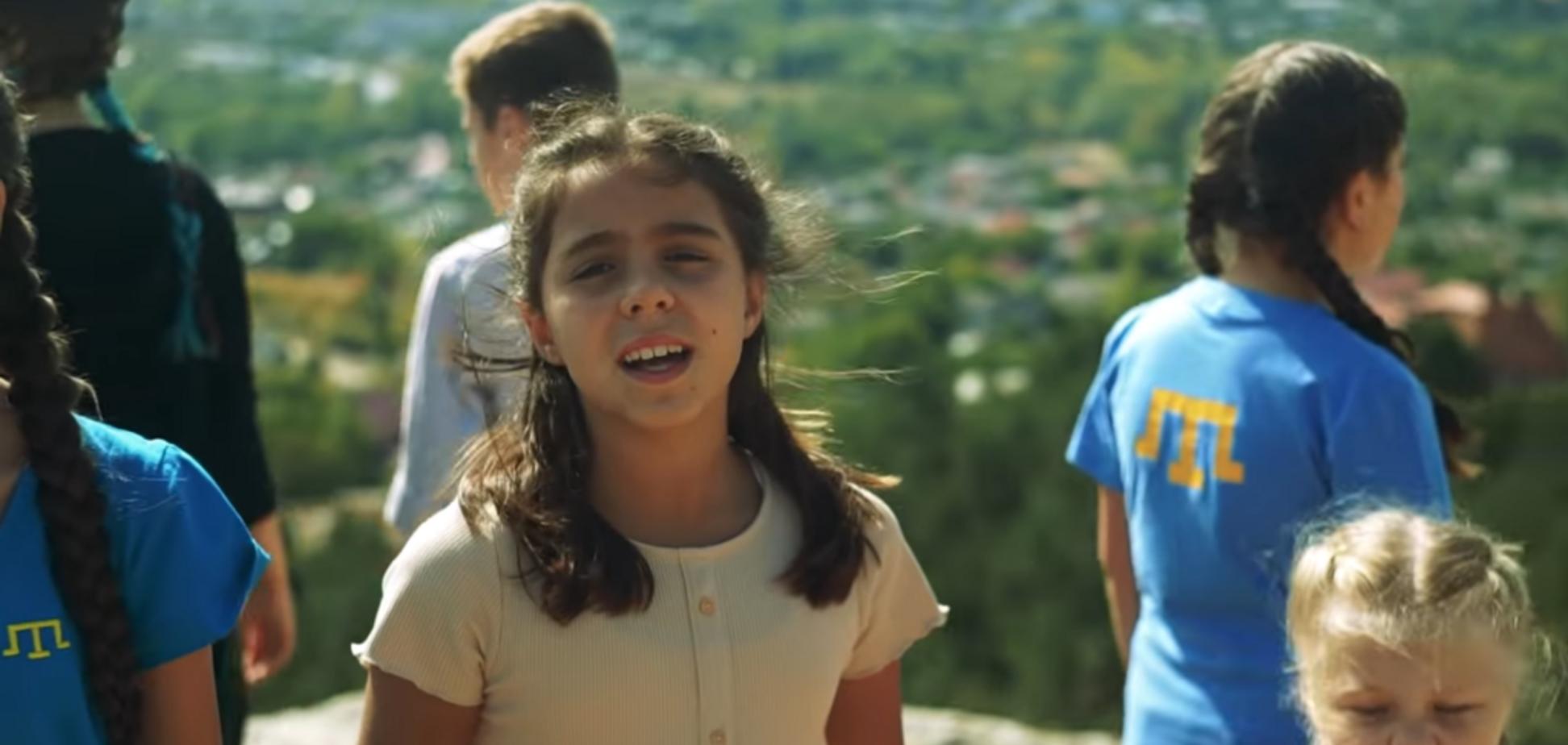 'У чужіні літа минають': діти в Криму заспівали зворушливу пісню українською мовою