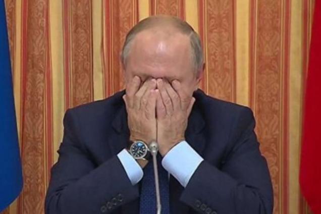 Запаскудив весь палац: Путін зганьбився на весь світ (фото, відео)