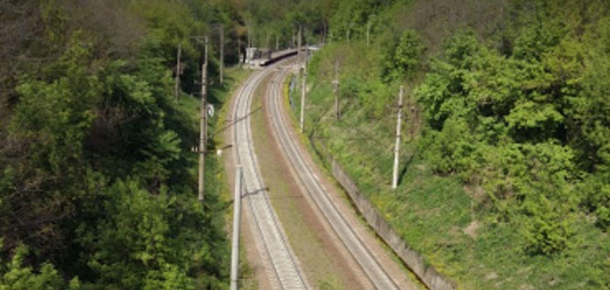 В Киеве поезд насмерть сбил мужчину: первые детали