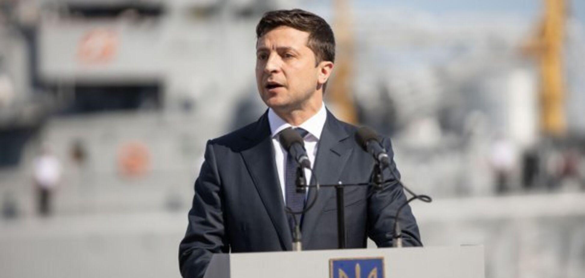 Отвод войск на Донбассе: Зеленский выступил с заявлением
