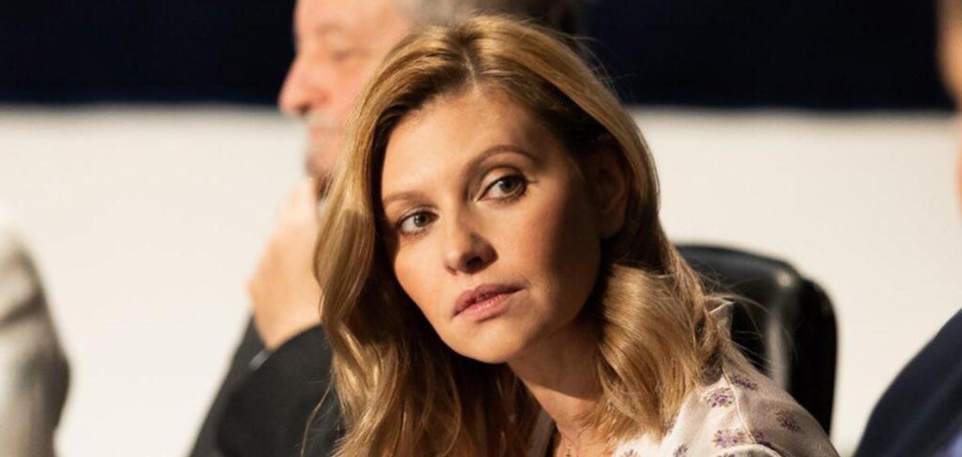 Жену Зеленского призвали запретить чипсы в школах