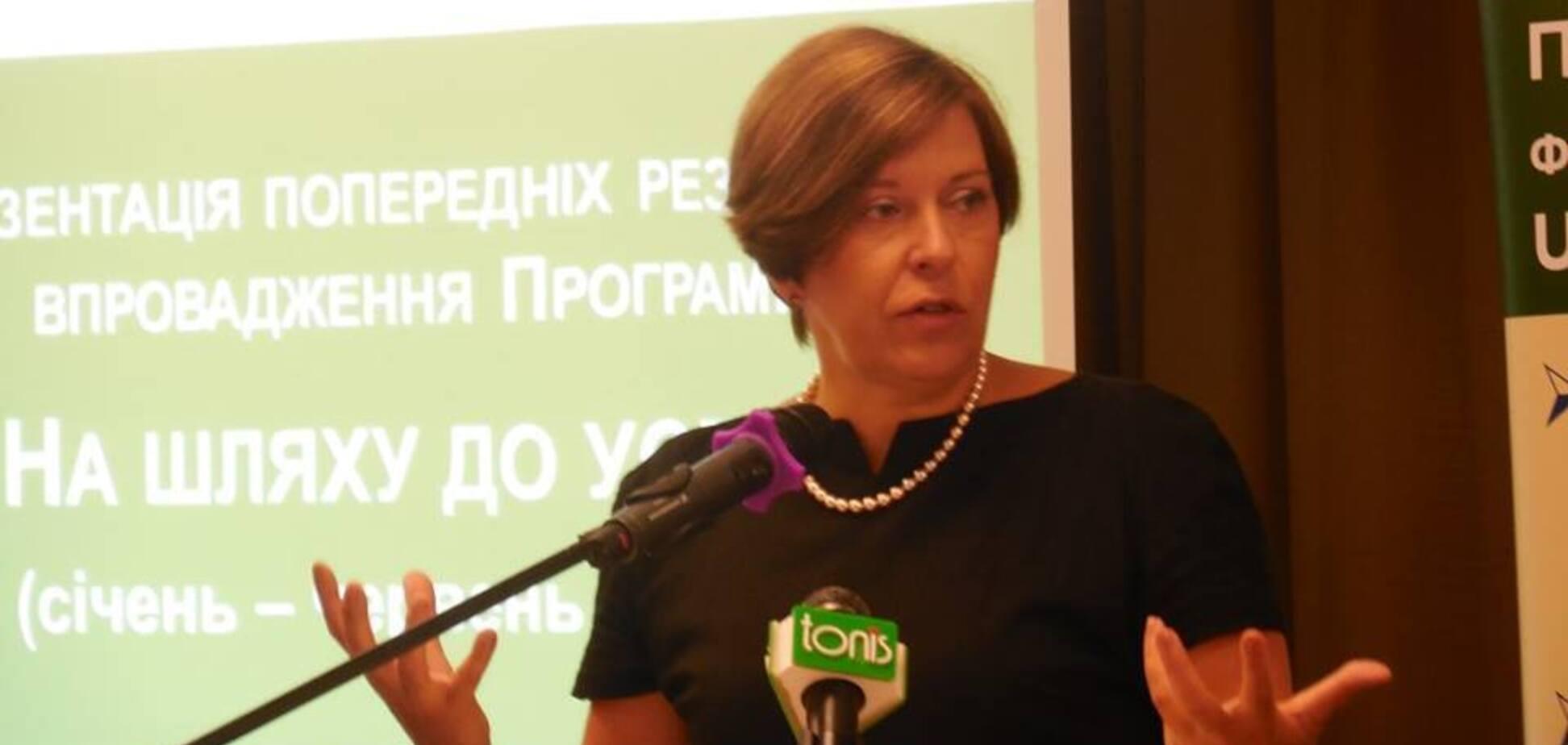 'Епоха імітації': Ляпіна пов'язала своє звільнення із критикою уряду