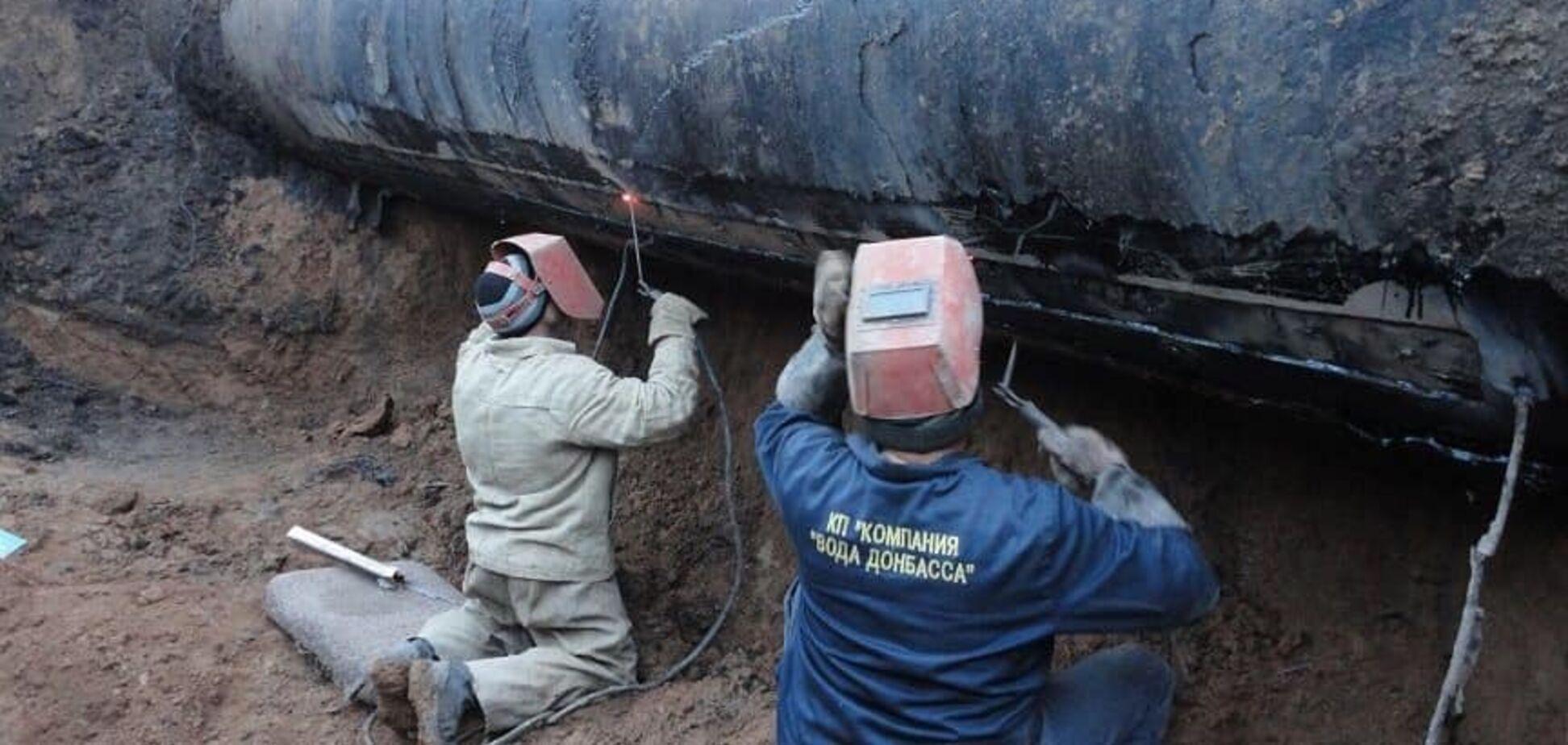 Бесперебойное водоснабжение Донбасса будет стоить € 200 млн – Жебривский
