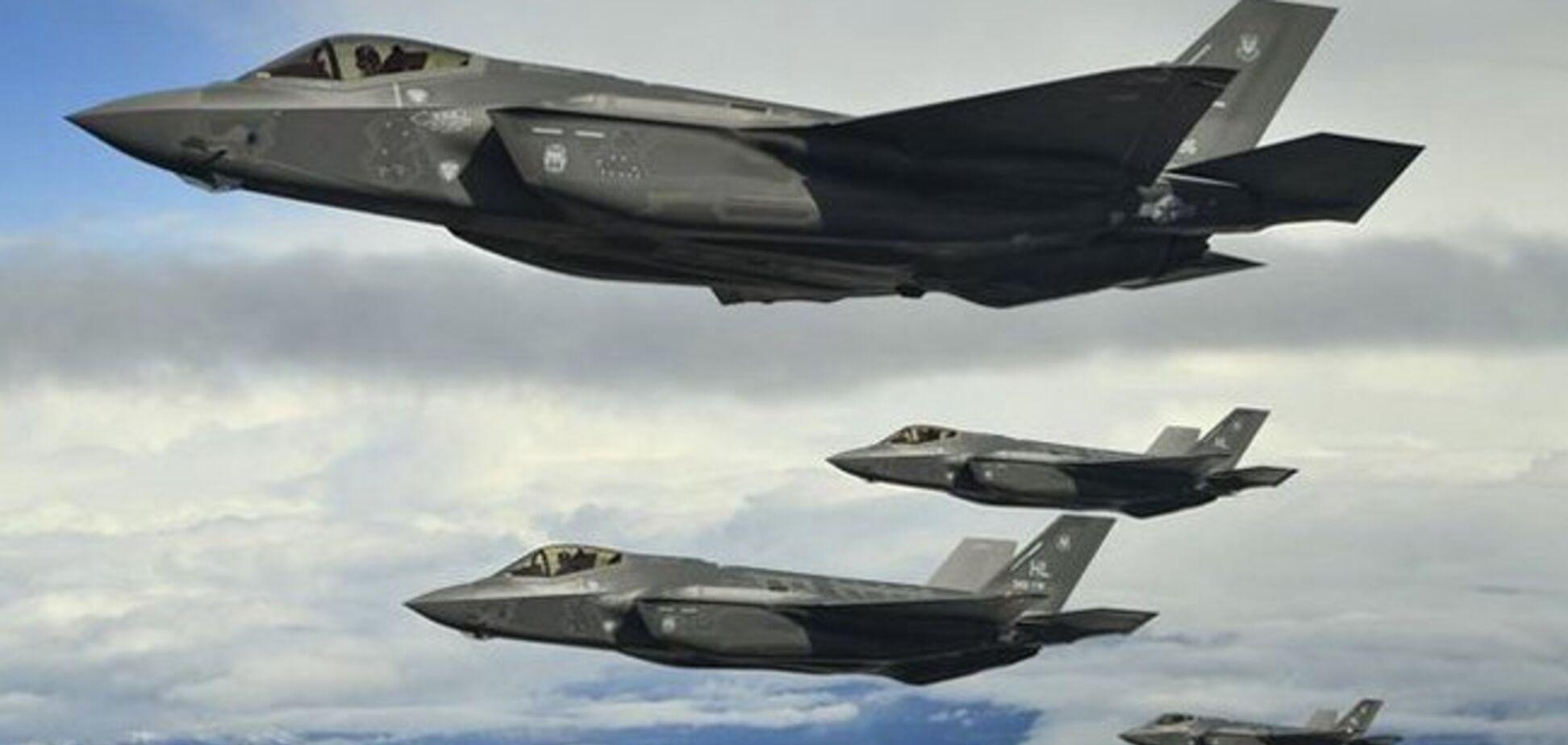 Самолеты США и Турции 'сцепились' над Сирией: детали опасного инцидента