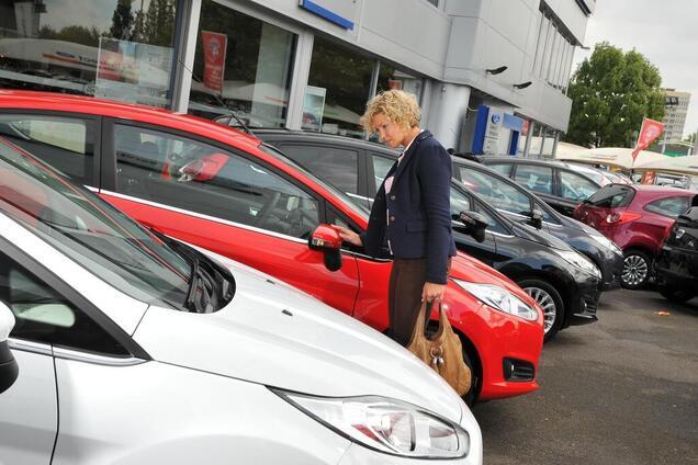 В Європі зростають продажі авто