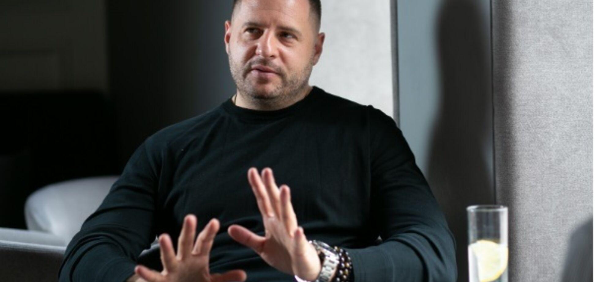 Ермак вернул Коломойского в бизнес с Россией в обмен на 'формулу Штайнмайера'