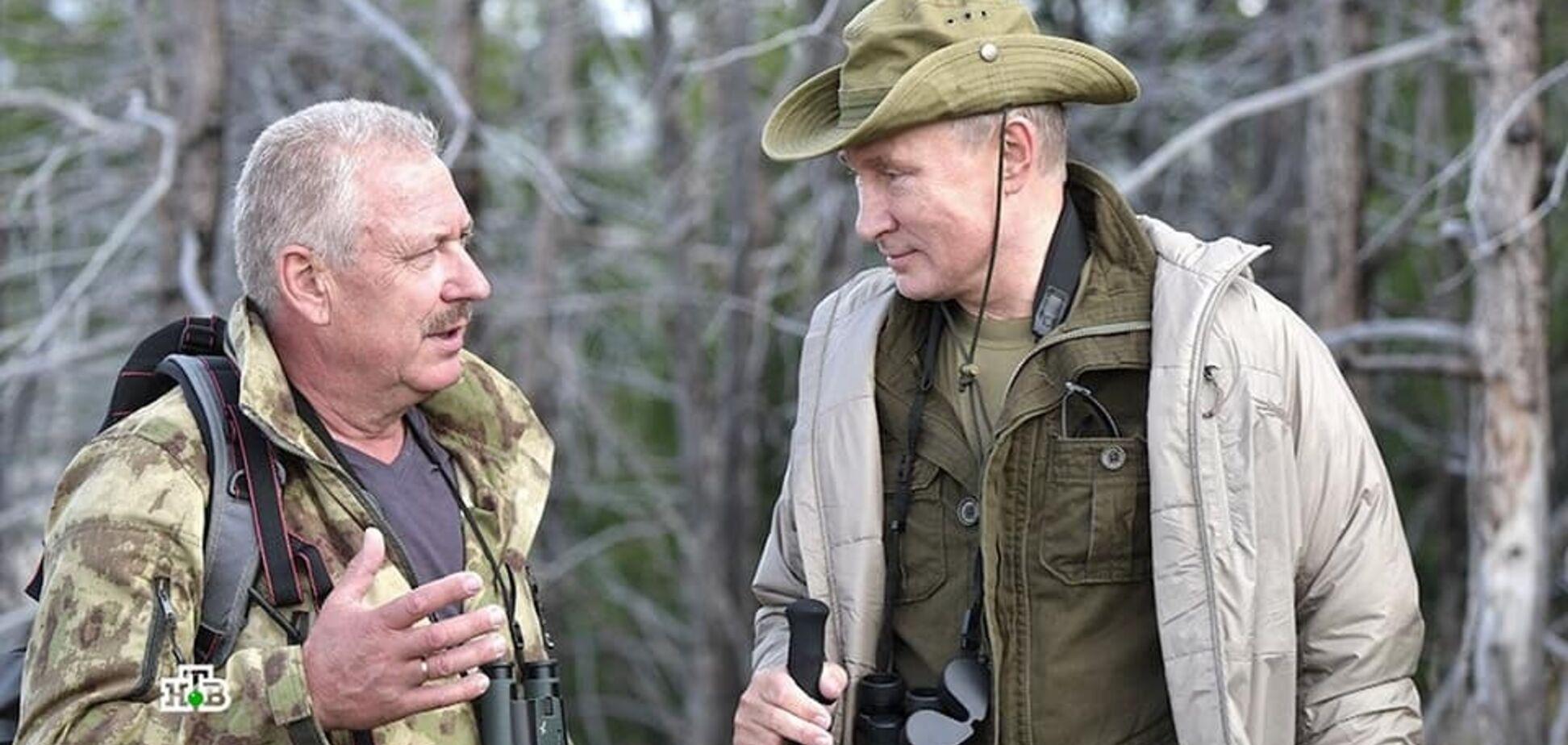 Изменил Шойгу? Путин опозорился с подставным охотником в тайге